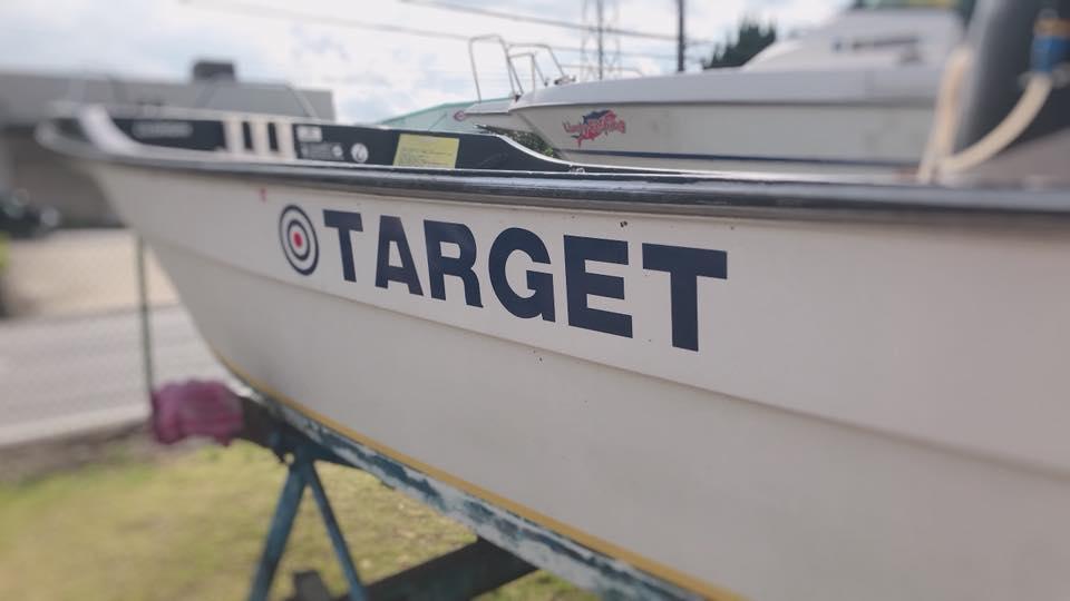 ボートメンテナンス TARGET