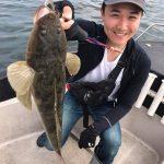 東京湾のマゴチを狙いに出船! シーバス並みのファイトとエラ洗いが楽しめます!