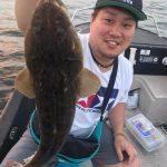 台風後のマゴチのご機嫌は? 東京湾のデイゲームで釣れたけど、ちょっぴり苦戦…