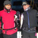 ランカーシーバスは居留守?w 東京湾で可愛いメバルがポツポツ釣れてます!