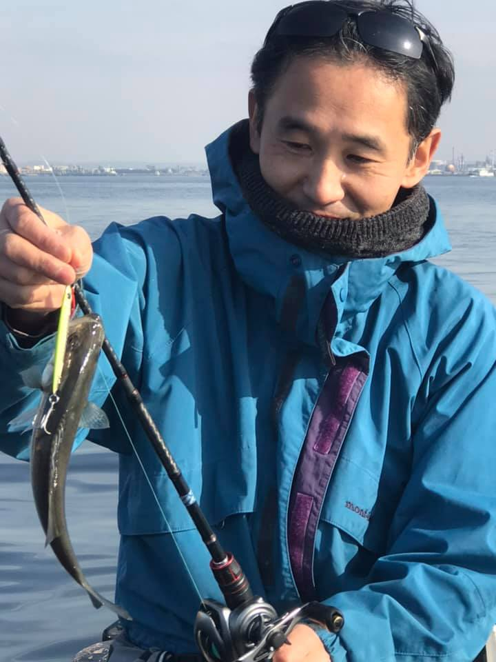 2/23 東京湾デイゲーム シーバス