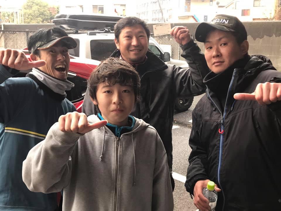 3/26 東京湾デイゲーム シーバス