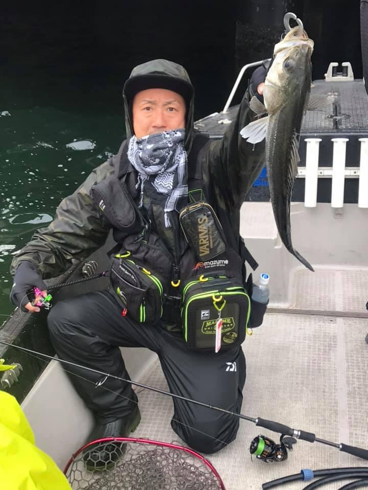 3/30東京湾ボートシーバス デイゲーム