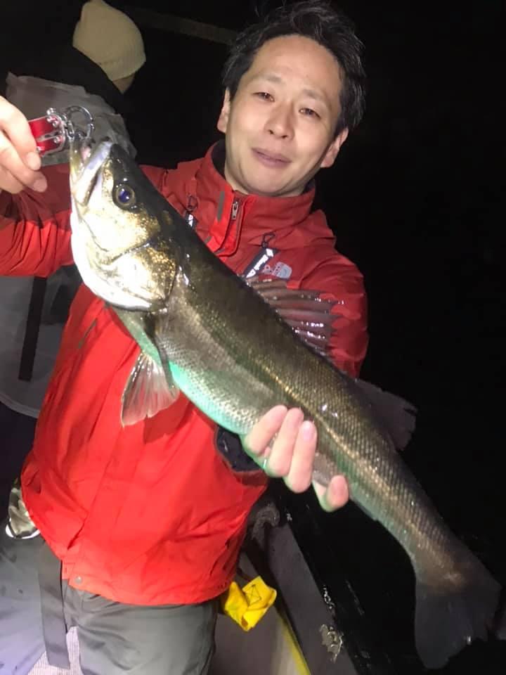 4/8 東京湾 メバル 根魚 シーバス