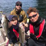 東京湾のシーバスも10連休?w でも、しっかりとボートシーバスは釣果が出てます!