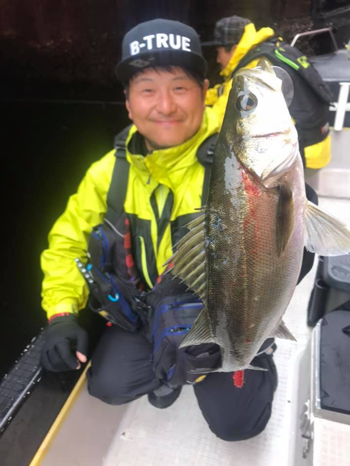 4/30 東京湾 ボートシーバス