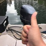 東京湾を駆ける釣り船のボートオイルを交換! シーバス、黒鯛と戦えます!