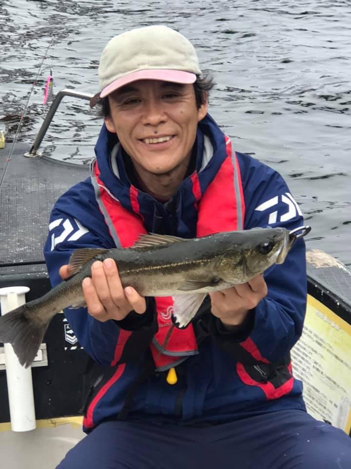 5/1 千葉県東京湾 ボートシーバス デイゲーム