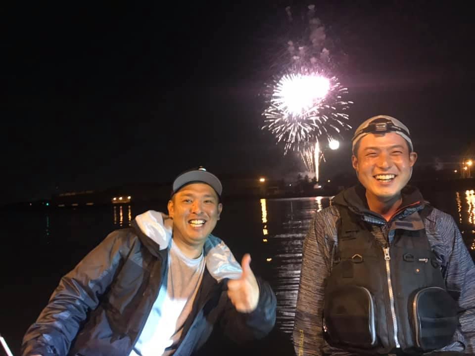 5/4 千葉県東京湾 ナイトゲーム シーバス