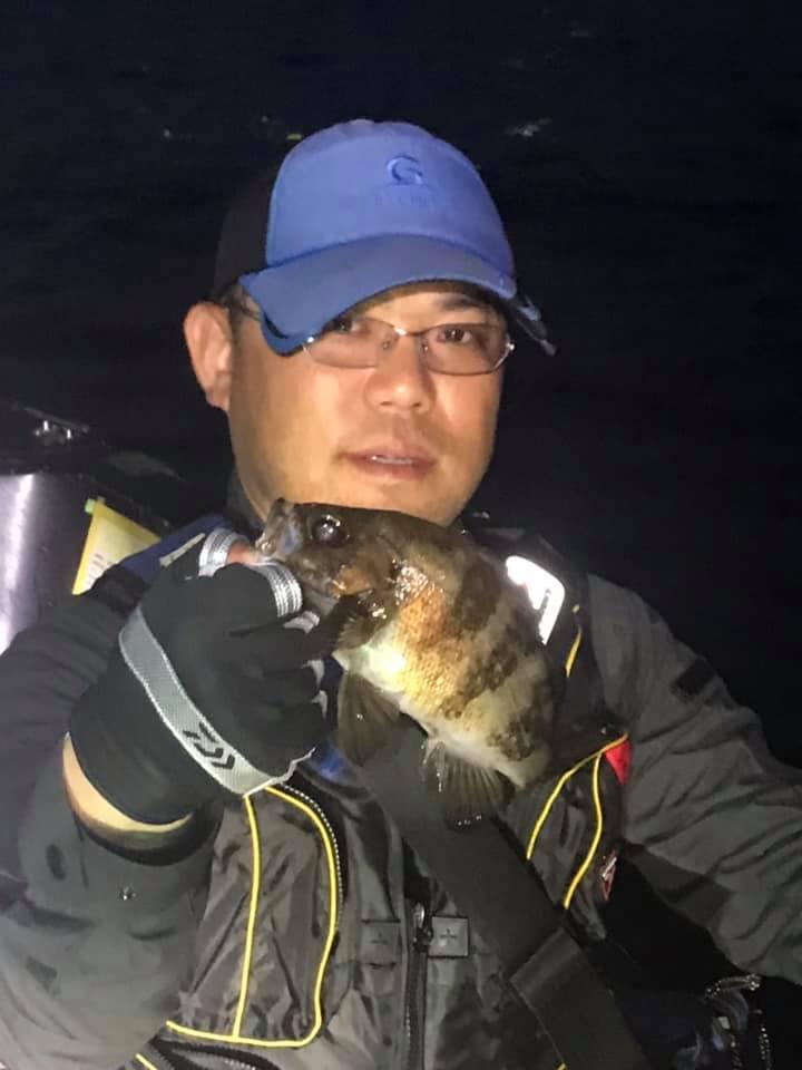 東京湾で春のメバル釣り! メバリングのゲストにヒラスズキやカサゴも釣れました!