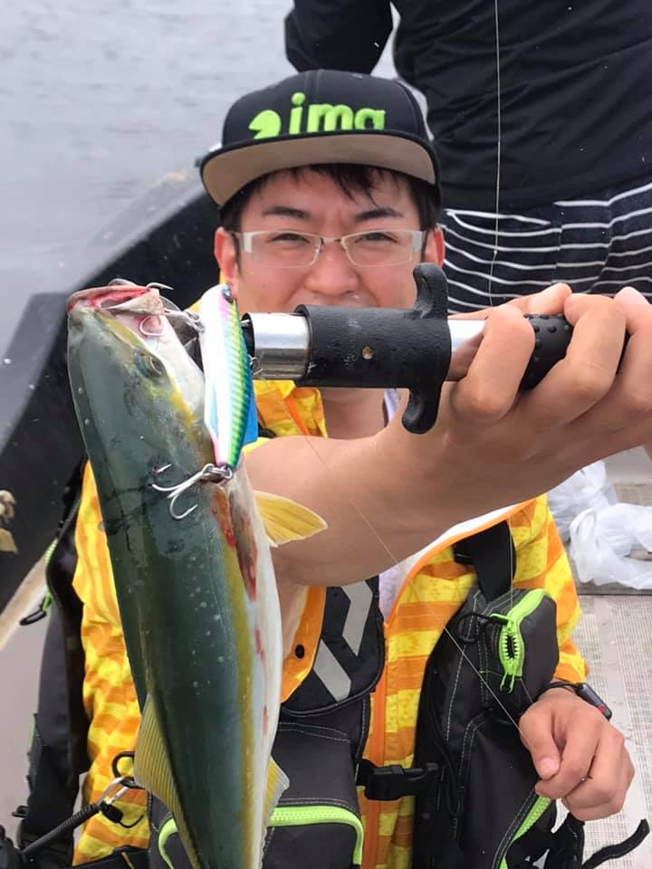 6/22 東京湾 4種目魚種釣り
