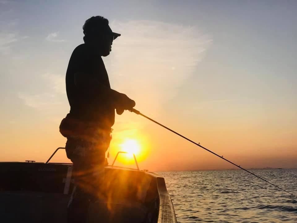 9/26 東京湾 ボートフィッシング 青物釣り