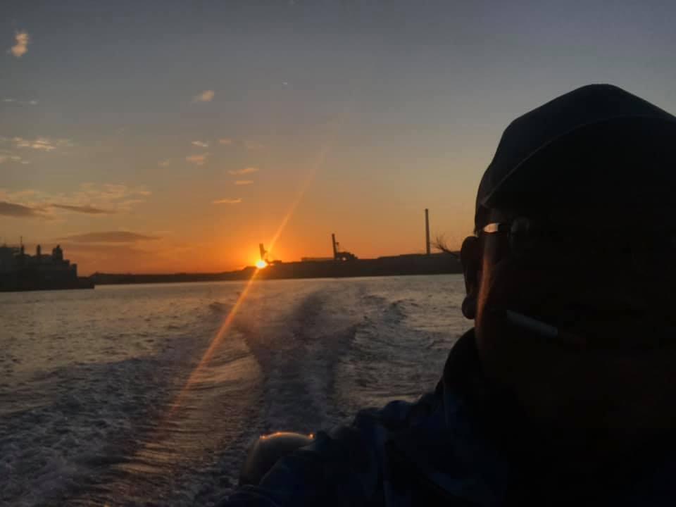 9/28 東京湾ボート釣り シーバス イナダ サワラ
