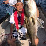 サワラにイナダにシーバス!ダツもw秋めいた東京湾でいろいろ釣れました!