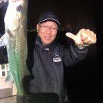 マッチザベイトが釣果に吉!日にあったルアーチョイスでシーバスの釣果が上がってます!