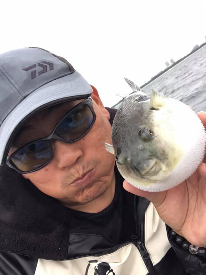 10/21 千葉県東京湾 サワラ&シーバス船