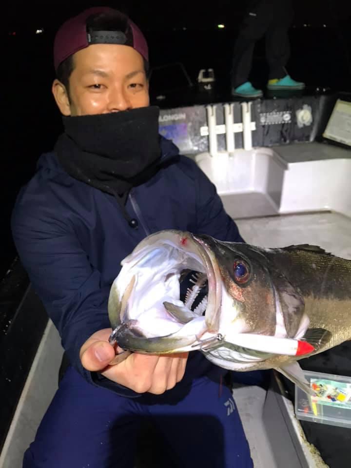 10/28 千葉県東京湾 ボートシーバス ランカーシーバス便