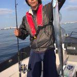 魚のツンデレが極端すぎるw昼の東京湾で太刀魚が入れ食い状態に!