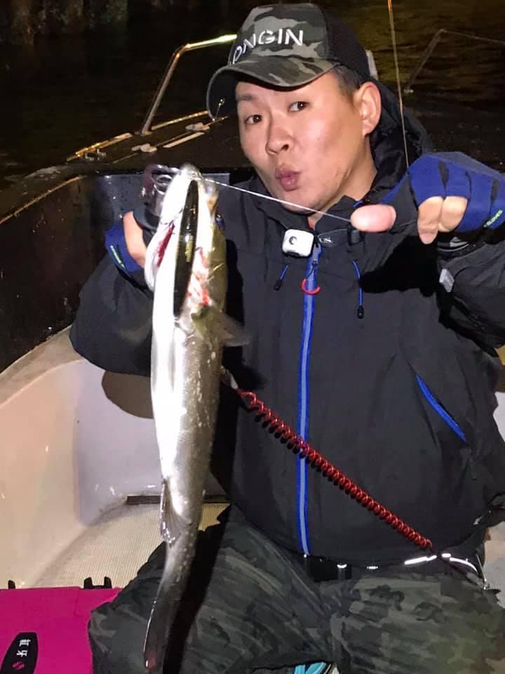 11/6 千葉県東京湾 ボートシーバス ナイト便