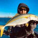 サワラまだいたよ…w太刀魚やイナダも混じるルアー五目ボート釣りでお土産たくさん!