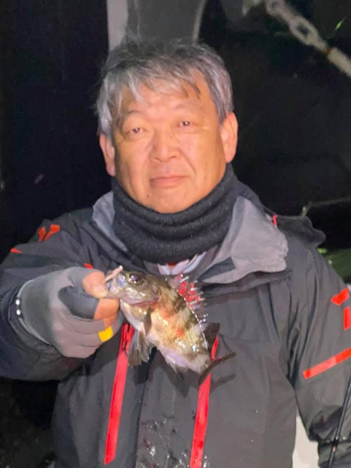 1/9 千葉県東京湾 メバリング メバル釣り