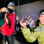 東京湾で良型メバルの釣果が好調!潮のタイミングでは入れ食いタイムでフィーバーも!