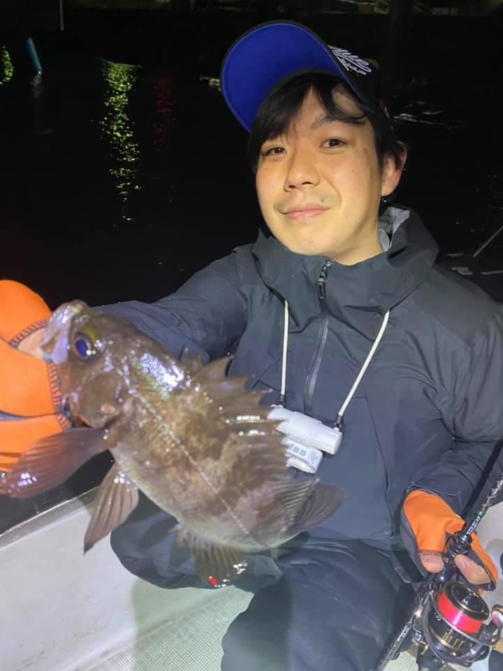 2/28 千葉県東京湾 メバリング