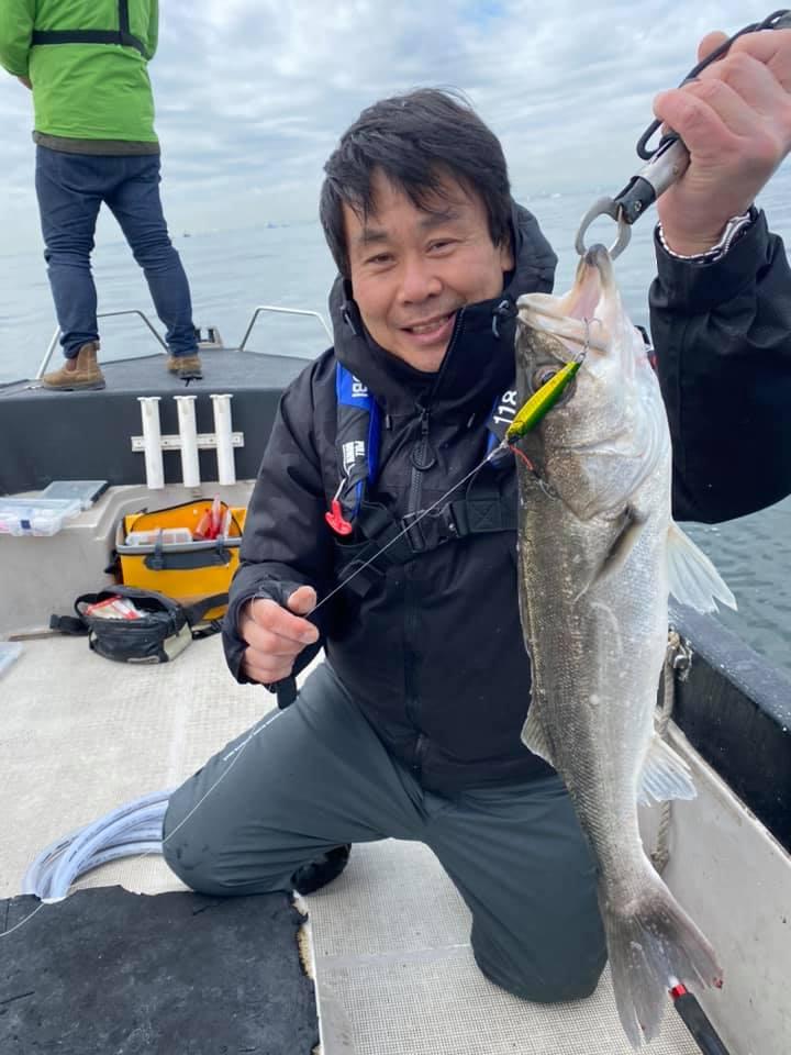 3/17 千葉県東京湾 デイゲーム シーバス&ソイ