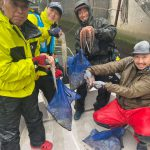 いいサイズのタコが釣れてます!6月の東京湾での夏の釣りが楽しめています!