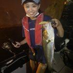 家族みんなでボートシーバスが楽しめます!初心者の方にも優しく釣りをお教えします!