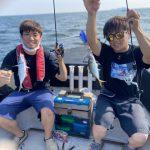 美味しいアジを求めて遠征便!良型のアジ、カサゴやメバルなどの根魚が釣れました!