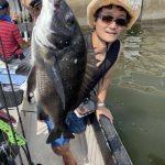 ゲーム性、高し!千葉県東京湾で引き味バツグンのクロダイ釣りが楽しめます!