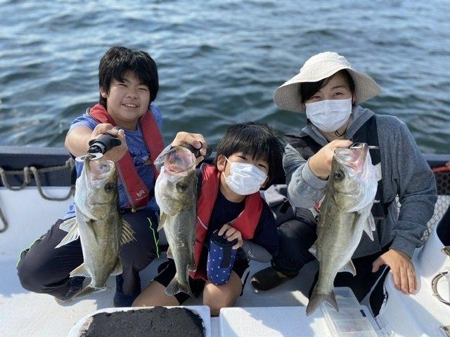 9/21 千葉県東京湾 ボートシーバス