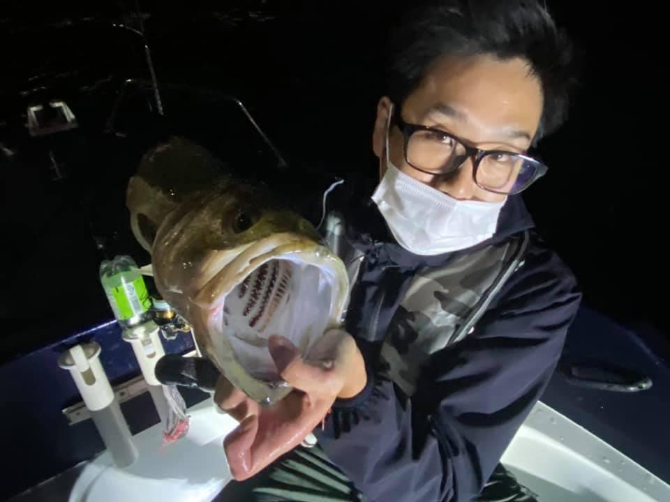 9/29 千葉県東京湾 ナイトボートシーバス