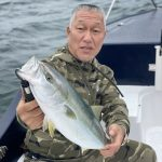 2020年の青物は釣れるとデカイ!!東京湾奥の美味しいイナダが釣れてます!