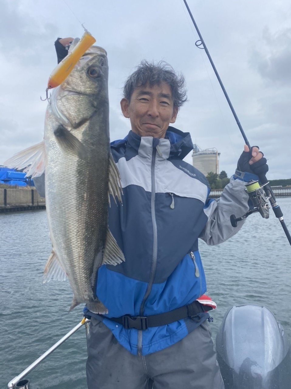 11/27 千葉県東京湾 ボートシーバス TARGET