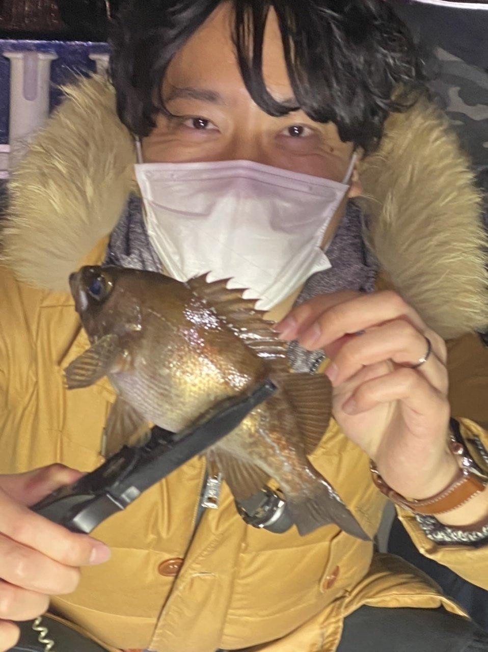 11/30 千葉県東京湾 ナイトボートルアーゲーム TARGET