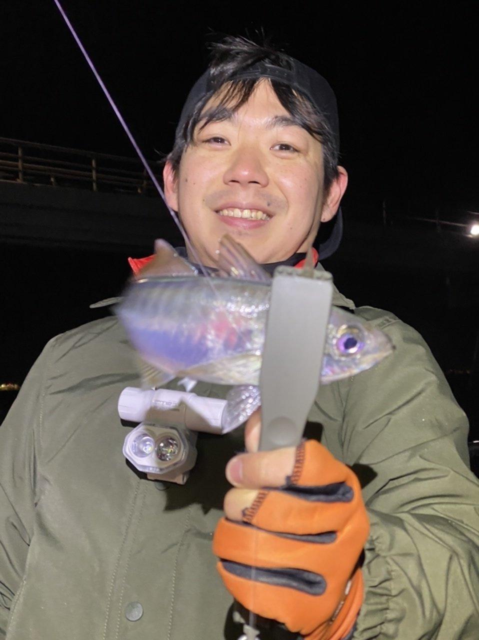 2021/1/10 千葉県東京湾 アジ、メバル、カサゴ