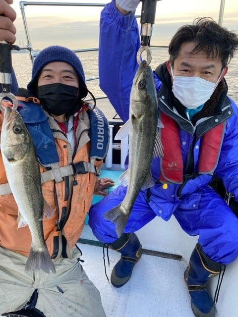 2021/2/6 千葉県東京湾 ボートシーバス