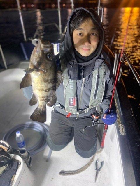 2021/2/6 千葉県東京湾 ナイトアジング