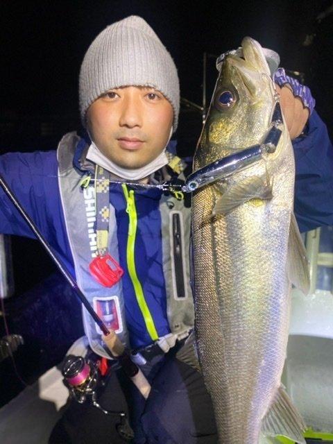 2021/3/20 千葉県東京湾 ボートシーバス ナイト出船
