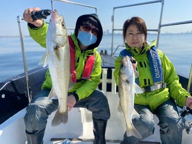 2021/3/27 千葉県東京湾 ボートシーバス