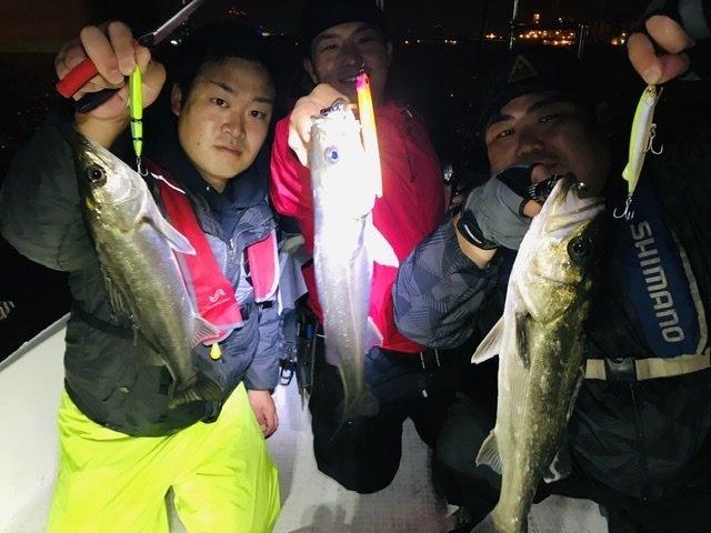 2021/4/3 千葉県東京湾 ボートシーバス