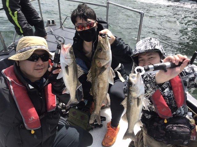 2021/4/4 千葉県東京湾 ボートシーバス