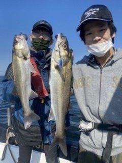 2021/4/11 千葉県東京湾 ボートシーバス