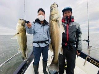 2021/4/10 千葉県東京湾 ボートシーバス