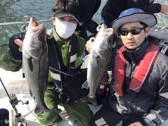2021/5/1 千葉県東京湾 ボートシーバス