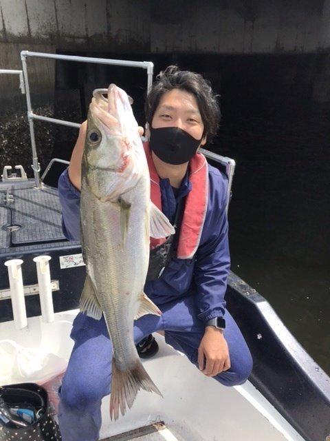 2021/5/4 千葉県東京湾 ボートシーバス