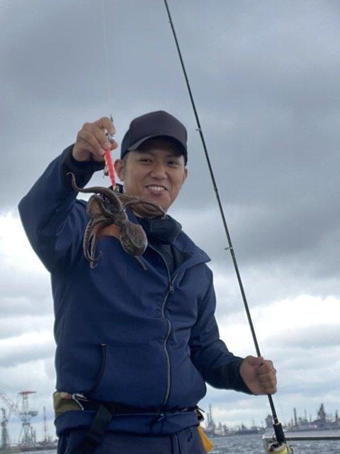2021/6/20 千葉県東京湾 タコ釣り