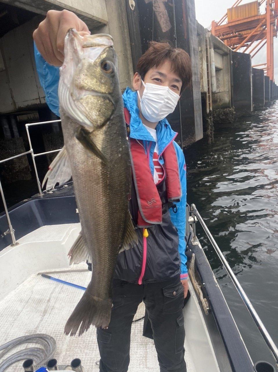 2021/6/23 千葉県東京湾 ボートシーバス